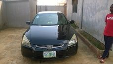 Nigerian Used 2004 Honda Accord