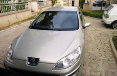 Peugeot 407 2007 2.0 ST Comfort Gold for sale