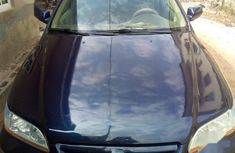 Honda Accord Coupe 2000 Blue for sale