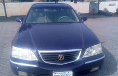 Acura CSX 2002 Blue for sale