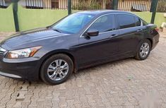 Honda Accord 2011 Gray for sale