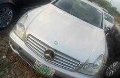 Mercedes-Benz CLS Petrol 2006 Silver for sale
