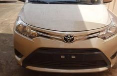 New Toyota Yaris 2017 Beige for sale