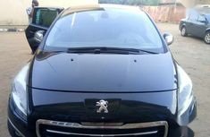 Peugeot 308 2014 Black for sale