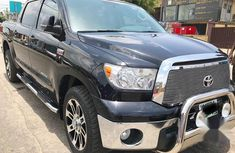 Toyota Tundra 2013 Double Cab 4x4 5.7L V8 Black for sale