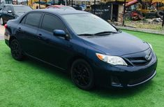 2011 Toyota Corolla Blue for sale