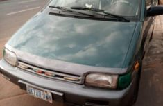 Nissan Prairie 1989 2.0 Green for sale
