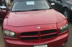 Dodge Charger 2008 RT 4WD Red for sale