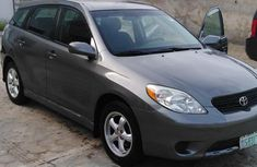 Toyota Matrix 2005 Gray for sale