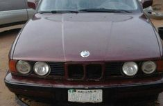 BMW 525i 1998 Red for sale