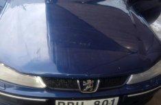 Peugeot 406 2001 Blue for sale