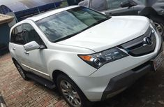 Acura MDX 2009 SUV 4dr AWD (3.7 6cyl 5A) White for sale