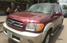 2003 Toyota Sequoia Automatic Petrol for sale