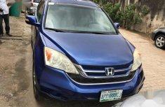 Honda CR-V 2010 EX 4dr SUV (2.4L 4cyl 5A) Blue color for sale