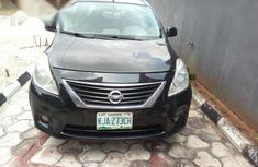 Nissan Almera 2010 Black for sale