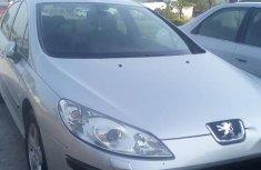 Peugeot 407 2004 2.0 HDi FAP Esplanade Silver for sale