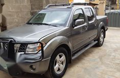 Nissan Frontier 2005 Automatic Gray for sale