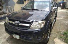 Toyota Hilux 2008 2.7 VVTi 4x4 SRX Blue for sale