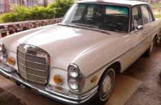 Mercedes-Benz Ponton 1971 Automatic Petrol ₦7,500,000 for sale