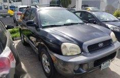 Hyundai Santa Fe 2003 3.5 Black for sale
