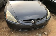 Honda Accord 2003 Automatic Petrol Grey for sale