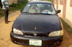 Toyota Corolla 1999 Automatic Black for sale