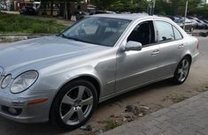 Mercedes-Benz E350 2008 Petrol Automatic Grey/Silver for sale