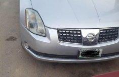 Nissan Maxima 2005 SE Silver for sale