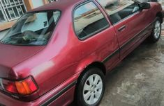Toyota Tercel 1994 Red for sale