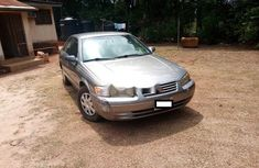 2000 Toyota Camry Silver for sale