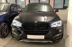 BMW X6 2017 Black for sale