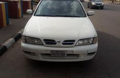 Nissan Primera 2005 White for sale