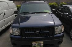 Ford Explorer 2005 Sport Track Blue for sale