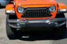 Jeep Wrangler 2018 Orange for sale