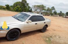 Toyota Camry 1997 Gold for sale