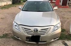 Toyota Camry 2007 Gold for sale