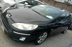 Peugeot 407 2005 Black for sale