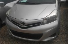 Toyota Yaris 2014 Silver for sale