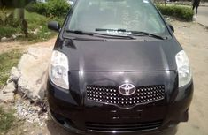 Toyota Yaris 2007 1.3 HB T3 Black for sale