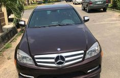Mercedes-Benz C300 2011 Brown for sale