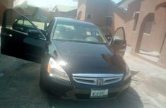 Honda Accord 2007 2.4 Black for sale
