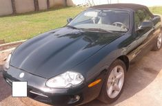 2003 Jaguar XK Green for sale