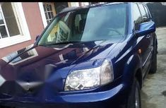 Nissan X-Trail 2002 2.0 Blue for sale