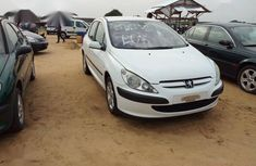 Peugeot 307 2005 1.4 White for sale