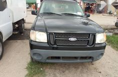 Ford Explorer 2004 Black for sale