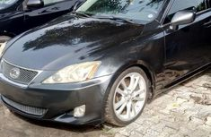 Lexus IS 2007 Gray for sale