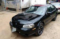 Nissan Maxima 2000 SE Black for sale
