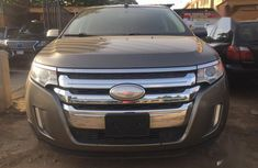 Ford Edge 2012 Brown for sale