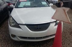 Toyota Solara 2006 White for sale