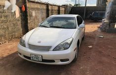 Lexus ES 2002 300 White for sale